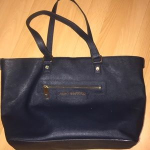 Juicy Couture Navy Blue Tote